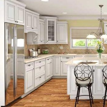 Frameless Kitchen Cabinets | Custom Service Hardware
