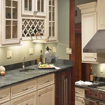 Gentil Light Cabinets