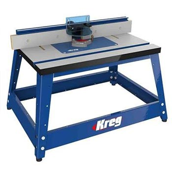 Router Tables & Guides