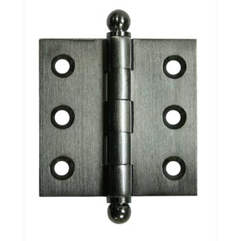 Solid Brass Hinges & Finials