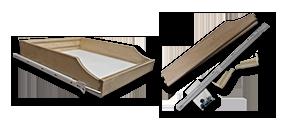 Rolling Shelves & Kits