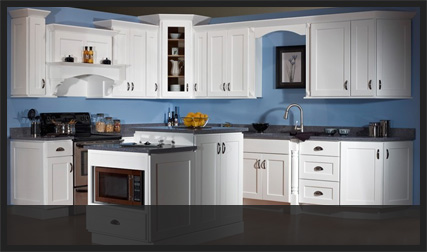 Light Wood Kitchen Cabinets Custom Service Hardware