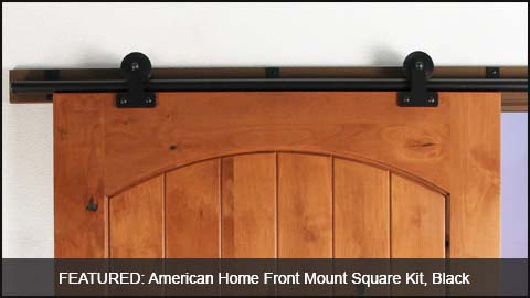 American Home Rolling Door Kit