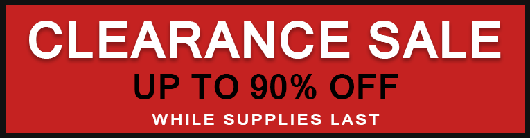 CSH Clearance Sale