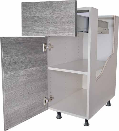 Alpine Cabinet Features