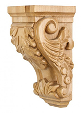 Wood Corbels and Supports
