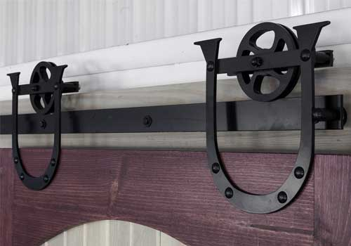 Heavy Duty Barn Door Hardware