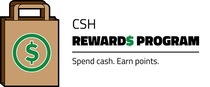CSH Rewards Program