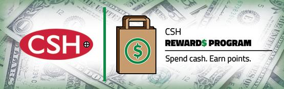 CSH Reward Points