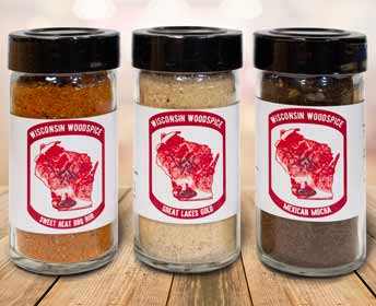 Wisconsin Woodspice for your Grilling Needs