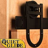 Quiet Glide Flat Rail