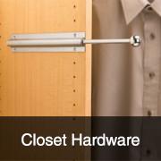 Closet Hardware