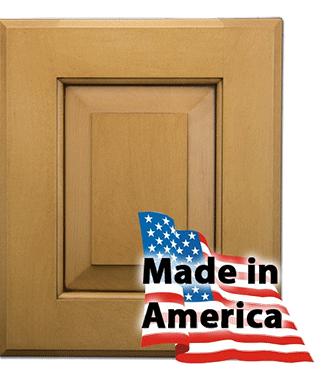 Heritage Premiere Nutmeg Maple Cabinets